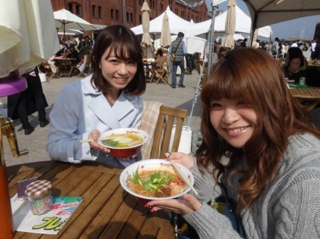 【麺好き女子】GWに「ラーメン女子博 2018」が東京で開催☆ オマール海老ありたっぷりチーズありイケメンありで今回も素敵そうです~!