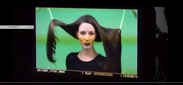 【衝撃】シャンプーCMの裏側を公開! 地毛と思いきやウイッグ、黒子を使ったCG撮影…ここまで見せちゃっていいの!?