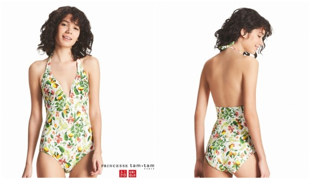 【本日から】昨年即完売したユニクロの水着が今年も発売!「プリンセス タム・タム」のコラボ水着が可愛過ぎるのにプチプラだよ