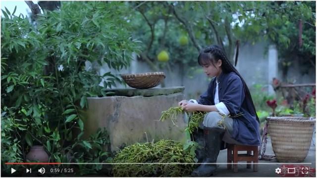 中国の美少女が魅せる、あまりに美しい麻婆豆腐のつくりかた / 自然に寄りそう暮らしとていねいな手仕事に思わず見とれちゃう