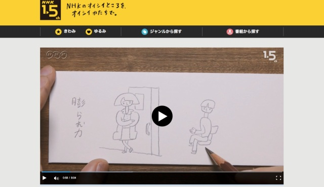 『君の名は。』ファン注目! 神木隆之介さんの1人2役がいつでも聴けるSF動画「膨らむ力」の不思議な魅力をご堪能あれ☆