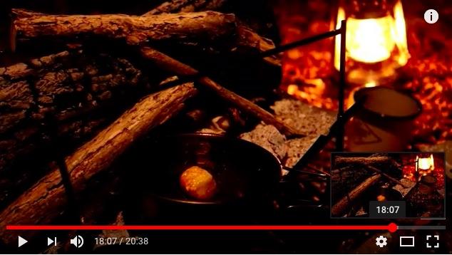 「ヒロシです…」でおなじみの芸人「ヒロシ」のソロキャンプ動画が大人気に! 余計な音がなくひたすらキャンプの魅力を丁寧に伝えています
