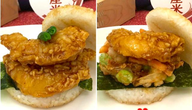 これはバーガーというより「天丼」だと確信! モス新作「海老の天ぷら」と「海老とかきあげ」のライスバーガーを食べてみた
