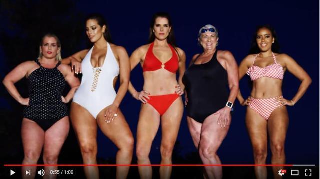 「自分の体にもっと自信を持とう」海外水着ブランドの広告が素敵! さまざまな体型や年齢層の女性たちがモデルをつとめています