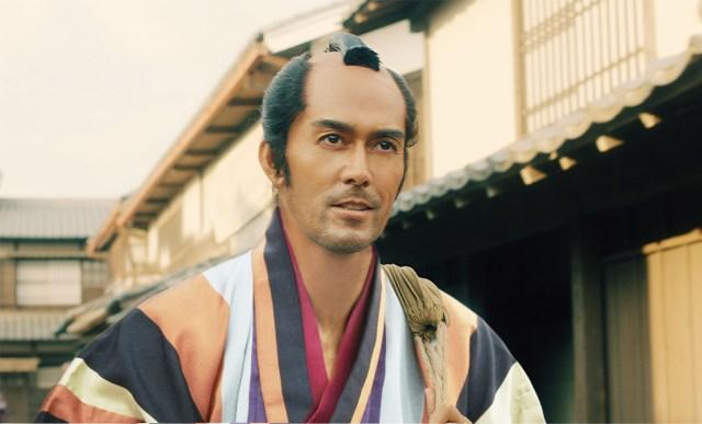 映画『のみとり侍』は阿部寛とトヨエツの愛のテクニックに注目! 女性も笑って楽しめちゃうお色気シーンが満載だよ