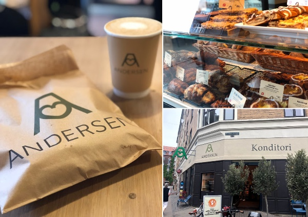 【知ってた?】日本のパン屋「アンデルセン」がデンマークにもあった! 現地の人からも人気のデニッシュを食べてみたよ♪