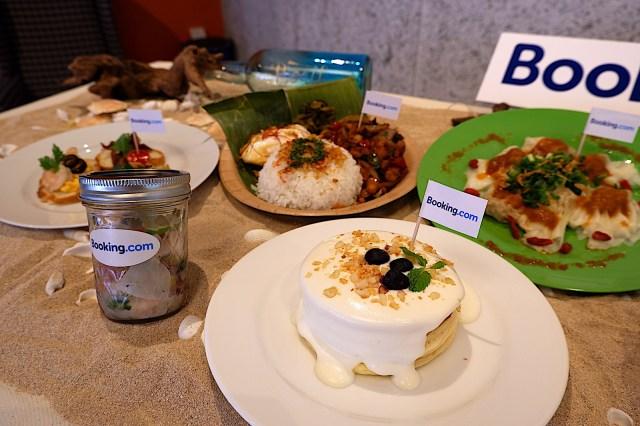 【期間限定】日本にいるけど海外旅行気分♪ 旅行サイト「Booking.com」のカフェが海外の本格料理が楽しめるうえに3000円のクーポンもゲットできるのです