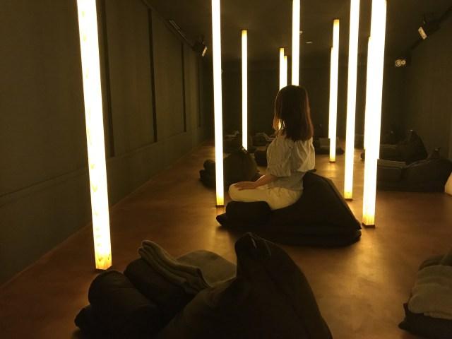 【ハマる】たった30分で極上リラックス体験…瞑想だけに特化した専門スタジオ「muon」は雑念から解放される神秘的な空間でした