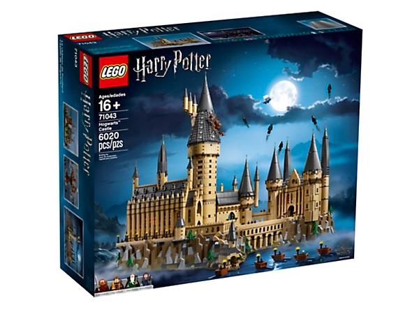 【ハリポタ】LEGOから「ホグワーツ魔法魔術学校セット」が登場するよ〜! 秘密の部屋や動く階段、主要キャラのフィギュア27体も付いてきて超豪華です!