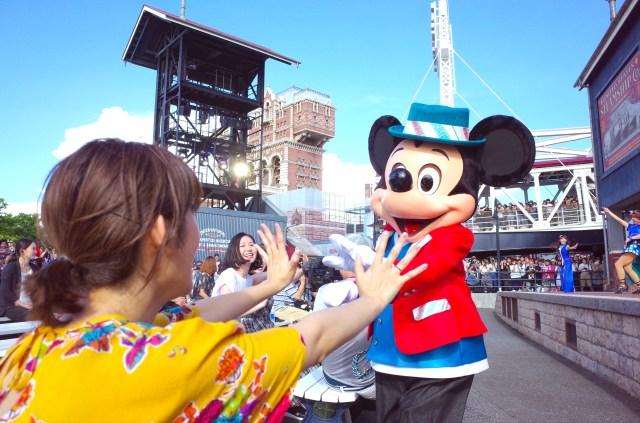 東京ディズニーシーの新しいショー「ハロー、ニューヨーク!」は恥ずかしがり屋さんでも全力で楽しめる仕掛けがいっぱいでした【ディズニーリゾート35周年】