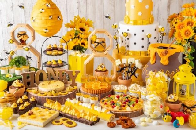 ハチミツとチーズがテーマのブッフェ「ホテルでハニーハント」が胸アツすぎ! 8月2日ハニーの日からスタートです