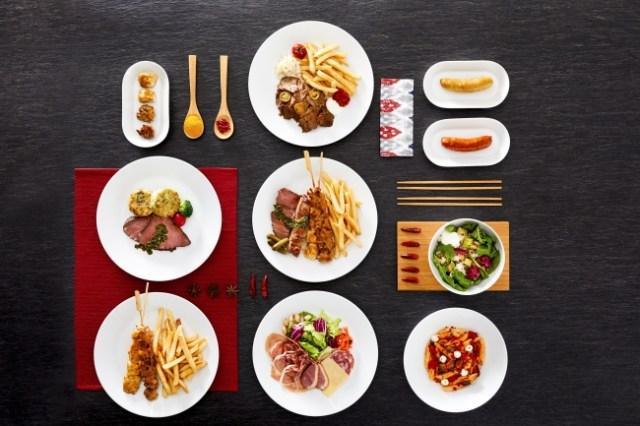イケアレストランにBBQ的メニューが大集合! 3種類の肉を290g味わえる「バーベキュープレート」など肉メニューが勢ぞろいです★