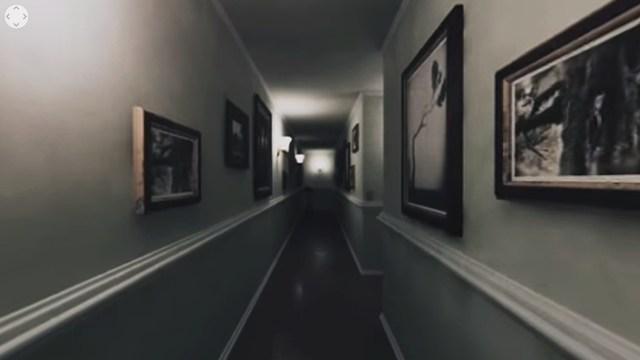 【スマホDE肝試し】恐怖の館をオンライン内見できる動画が想像の100倍コワイ! 無数の手、人影、不気味な足音など