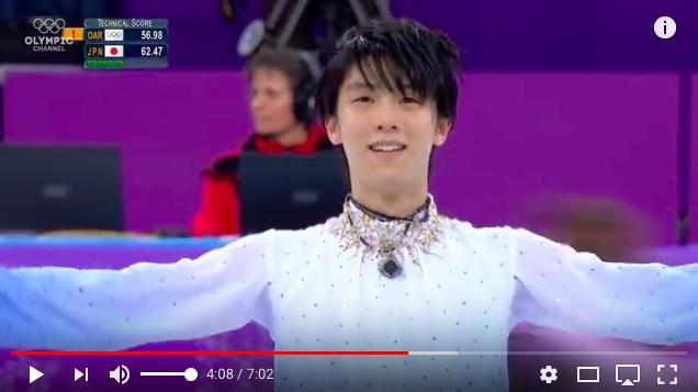 【神演技】オリンピック公式チャンネルが羽生結弦選手のショートプログラム動画を公開! 2020年に向けて東京のイメージ映像なども続々アップされています!!