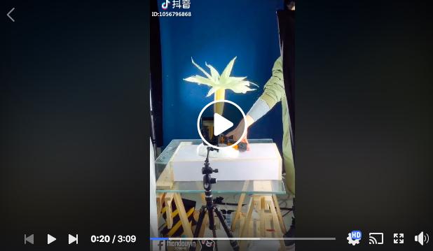 低予算の撮影現場の裏側がスゴイ! カメラはiPhoneで手作り感満載だけど完成された動画はすごいんです
