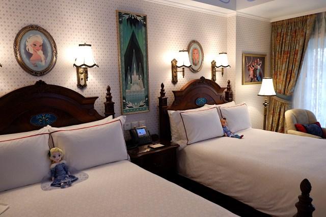 【写真多数】「アナと雪の女王」のスイートルームが香港ディズニーリゾートにある! どこもかしこもアナ雪ワールド全開で悶絶級の可愛さです♡