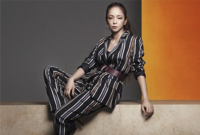 安室奈美恵×H&Mのコラボ第2弾コレクションを公開! 秋物をシックに着こなす安室ちゃんが尊い…