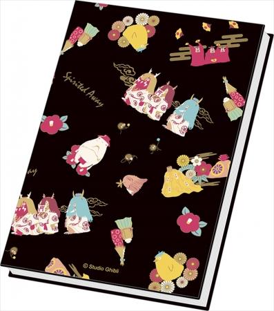 【最高か】ジブリの御朱印帳が魅力的すぎる! 『千と千尋の神隠し』の神様がデザインされた文房具アイテムが登場しました
