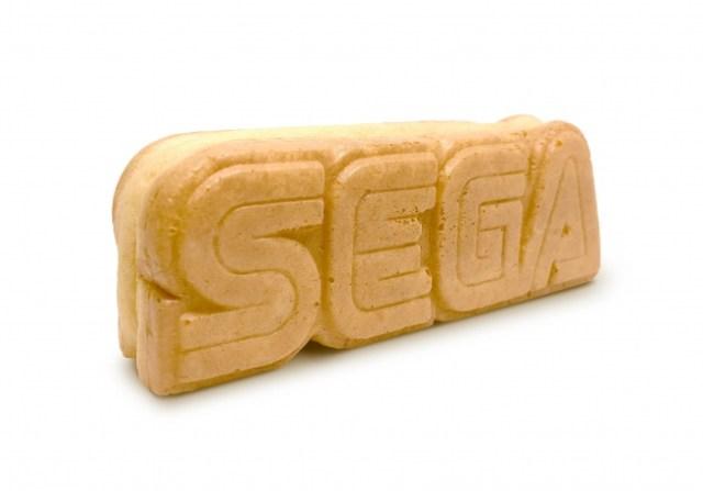 SEGA、食べれます! たい焼きにSEGAのロゴの形にした「セガロゴ焼き」が池袋に登場したぞぉおお!