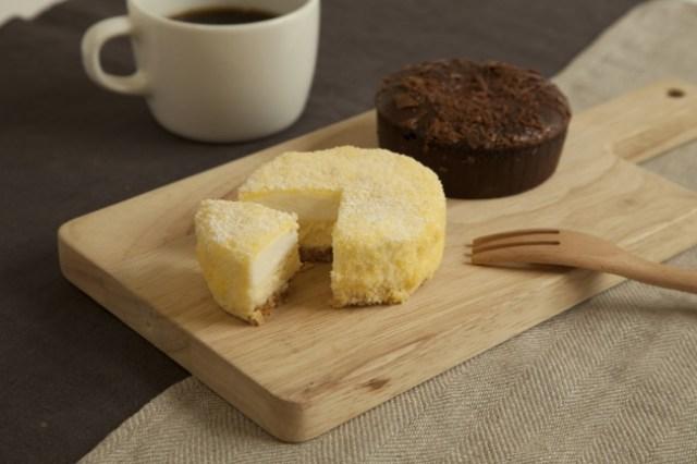 【食べたい】無印良品が初のチルドスイーツ「チーズケーキ」と「ガトーショコラ」を発売するよ~! 全国で15店舗限定とレア商品です