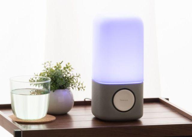 入眠専用の家電「EMOOR Smart Sleep Light」が日本初上陸! 光と音が優しく起床と睡眠へ誘ってくれます