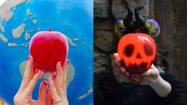 【これは買い】ディズニーシー限定グッズ「光る毒リンゴ」がめちゃ使える! 仮装しなくてもハロウィン度がアップしますぞ★