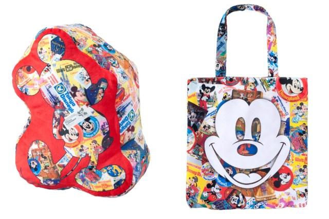 【ディズニー】ミッキーマウスのスクリーンデビュー90周年記念グッズが登場! トートバッグやクッションなどスペシャルなアイテムが登場します☆