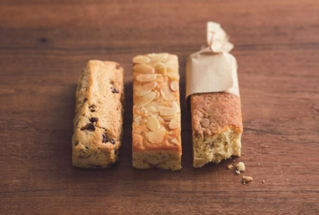 【歓喜】無印良品の「 不揃い菓子」シリーズにスコーンとケーキが仲間入りしたよーーー! フルーツやナッツ入りでお値段150円ですぞ★