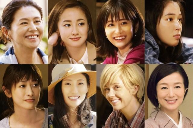 【本音レビュー】映画『食べる女』は日本版「セックス・アンド・シティ」的? 女性たちの奔放な恋愛と赤裸々トークが刺激的です