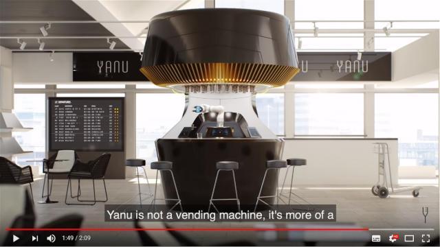 ついにバーテンダーが「ロボット」に! 1時間に100杯以上のドリンクを提供&会話もできるんだって