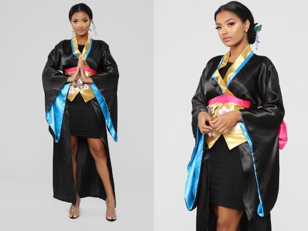 【どう思う?】海外のハロウィン衣装に「芸者」が登場 → 「伝統文化に誤解を与える」と物議を醸す