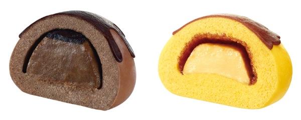 ミニストップの「まるごとプリンまん」が帰ってくる! 新商品の「まるごとチョコプリンまん」も期間限定で発売されるよ~