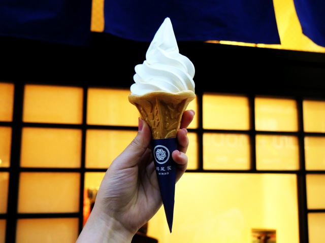 台湾発の人気ソフトクリーム店「蜷尾家/NINAO」日本初オープン! 日本限定の「東方美人茶」はお茶の苦味も感じるオススメソフトです