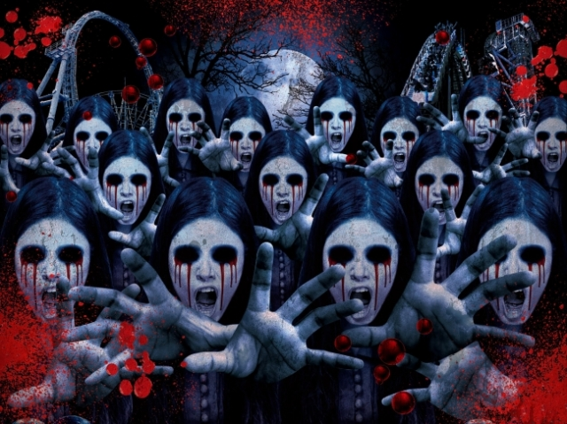 社長自ら亡霊となって襲いかかる! 富士急ハイランドが「ハロウィンホラーイベント」を今年も開催するよ〜っっ!