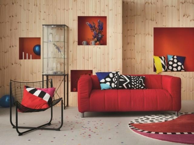 イケア「レトロデザイン」家具の第2弾は70~80年代コレクション! カラフルで大胆なデザインのアイテムがそろっています