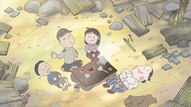 『この世界の片隅に』制作陣によるウェブアニメをオタフクソースが公開! 主人公は1028歳のオオタフクコさんです