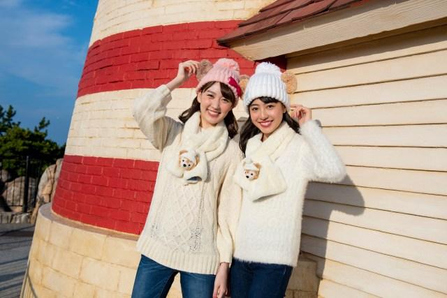 ダッフィー&フレンズの冬限定グッズがめちゃかわ! 東京ディズニーリゾートで「ディズニー・クリスマス」がスタートしたよ