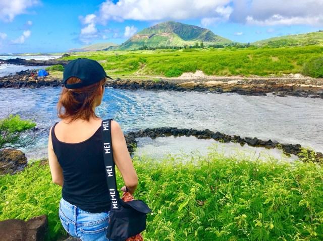 弾丸ハワイ女ひとり旅! 英語も運転もできないので「個人ガイド」を雇って旅した結果…最高すぎた