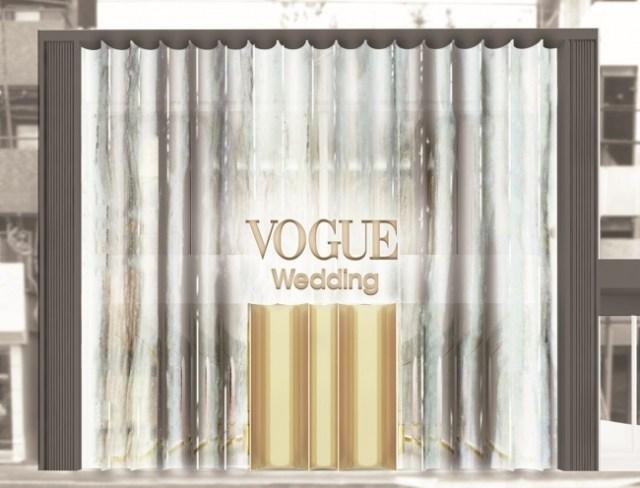 【世界初】ファッション誌『VOGUE』のウェディングドレスサロンが表参道にできるって! 世界的ブランドのゴージャスなドレスの数々にうっとり♡