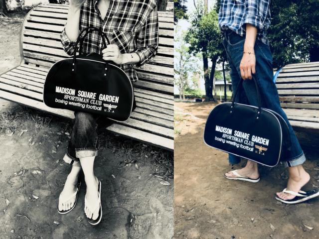 【注目】昭和の学生カバン「マジソンバッグ」が復刻したよ! 大容量&シンプルデザインで使いやすそうですぞ