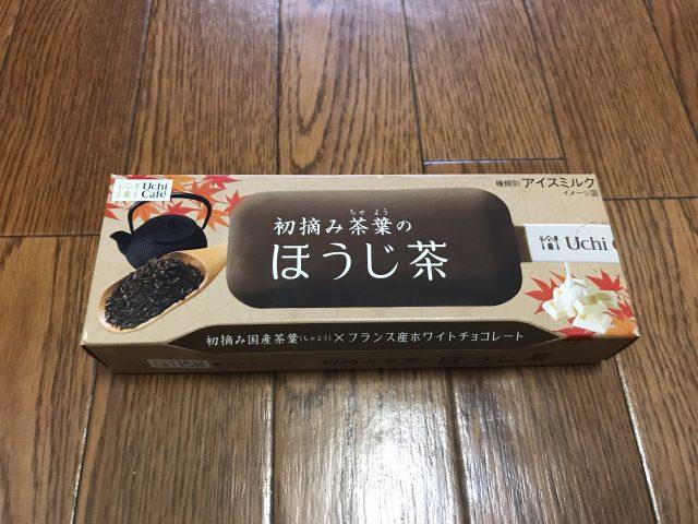 美味しいと話題のローソン限定「ほうじ茶アイス」を食べてみた! 意外とほうじ茶は控えめでチョコの味が濃厚だよ
