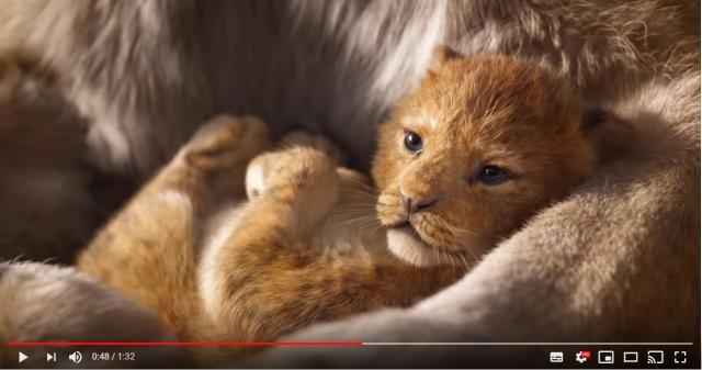 ディズニー新作映画『ライオン・キング』の予告編がリアルすぎて震える…フルCGとは思えないほどモフモフしてます