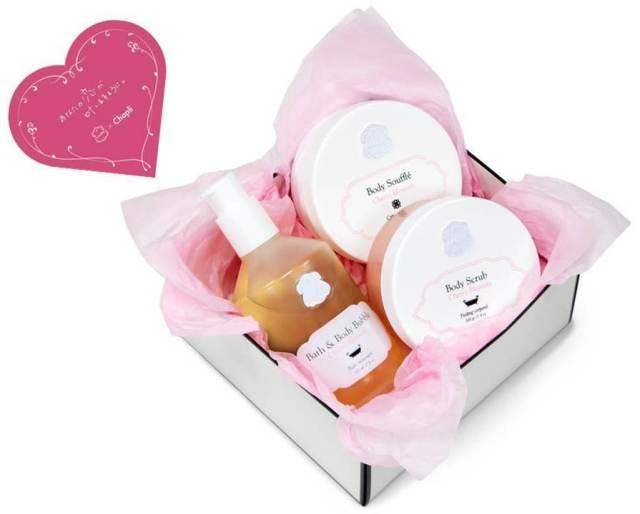 恋占いつきの「コフレ」がラリンから登場! 甘いサクラの香りの「恋コスメ」+「チャット占い」で恋愛成就を応援してくれます♡