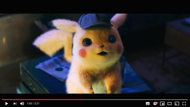 「名探偵ピカチュウ」がハリウッドで実写映画化! 予告編を見たら…ピカチュウの渋すぎる声とあまりの早口にびっくり!?