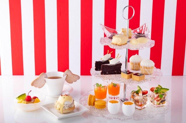【マヨラー歓喜】マヨネーズが主役のアフタヌーンティーが爆誕!! スコーンやプリンに、冬野菜も加わって栄養も満点です♪
