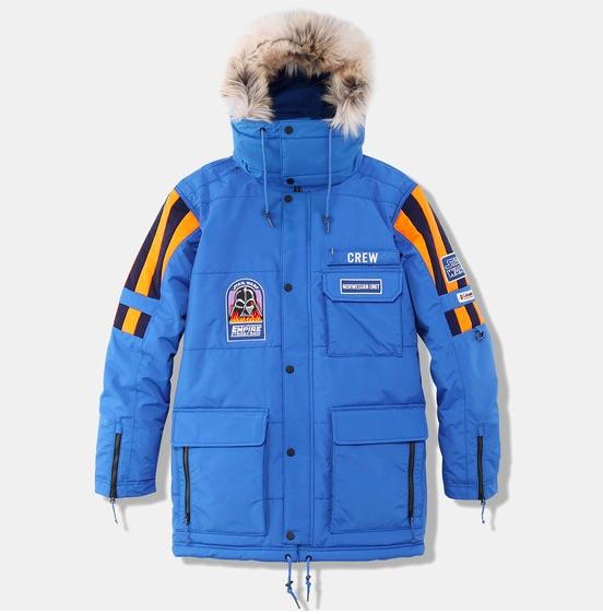 『スター・ウォーズ エピソード5 / 帝国の逆襲』撮影クルーが着用したジャケットをコロンビアが復刻! 日本でも数量限定で販売されてます