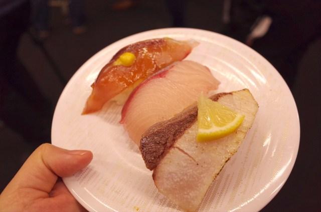 【速報】かっぱ寿司「100円寿司に力を入れる」と大宣言! 早速食べてみた結果…正直に言って美味しい!