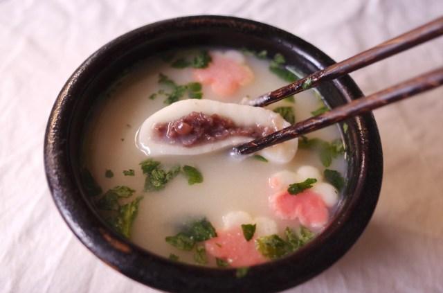 香川のお雑煮の主役「あんもち」を初体験! 食べた瞬間ハッとする美味しさでした #買って応援