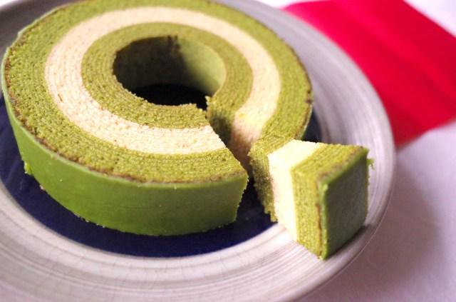 【京都の土産】和菓子みたいなしっとり抹茶を味わえる「京ばあむ」#地元民が本当にオススメするお土産選手権