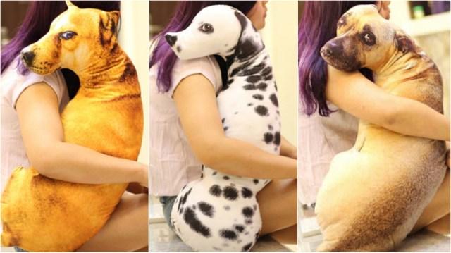 パッと見は完全に「本物の犬」! 絶妙な表情をしたリアルすぎる3Dプリントクッションのワンコたちをご覧あれ★